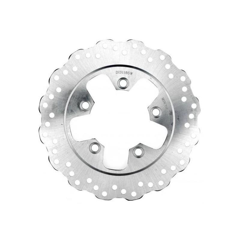 Rear wave brake disc Sifam for Kawasaki J300 /ABS 2014-2019