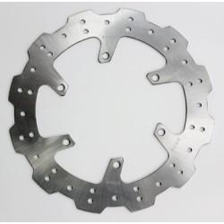 Front wave brake disc for Yamaha TDR 125 R Deltabox 1993-2002