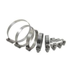 Set of clamps for Honda CB 600 F S Hornet /ABS 2007-2013 (HON-79)