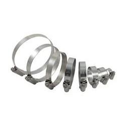Set of clamps for Honda CB 600 S Hornet 2009-2013 (HON-79)