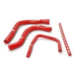 Set of silicone hoses for Yamaha YZF 750 R 1993-1994 (YAM-45)