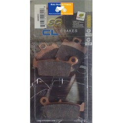 Set of pads type 3006 SC