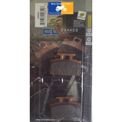 Set of pads type 3009 SC