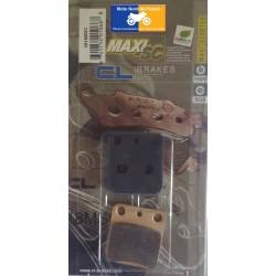 Set of pads type 3018 MSC