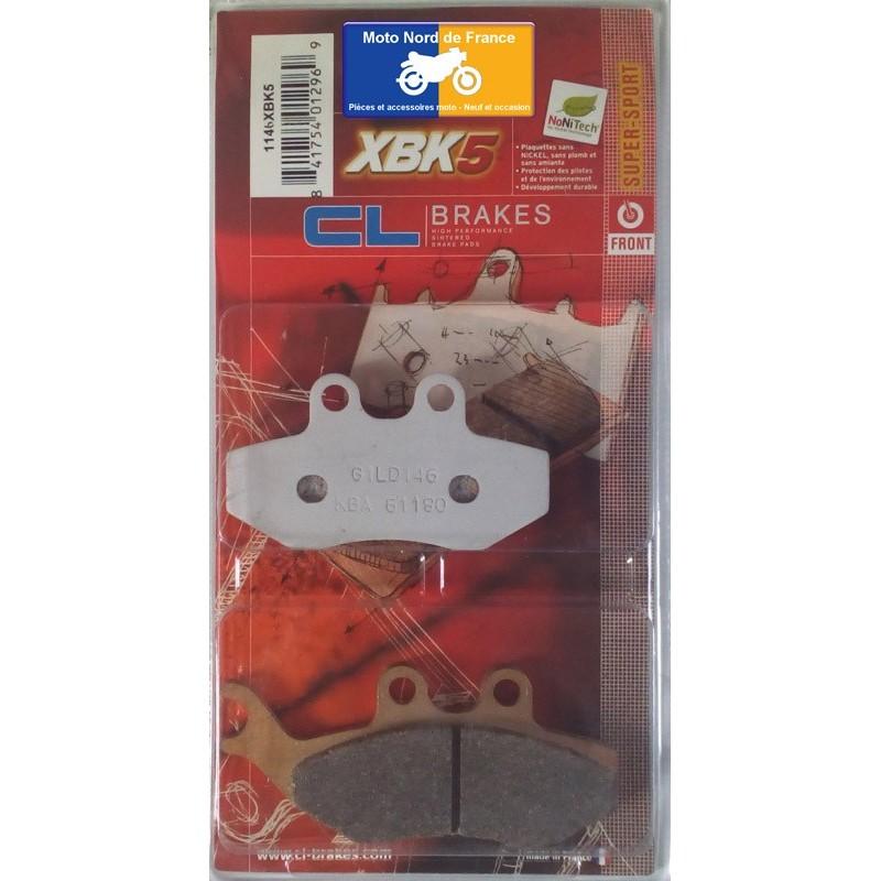 Set of pads type 1146 XBK5