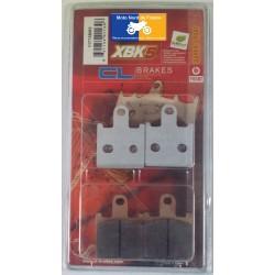 Set of pads type 1177 XBK5
