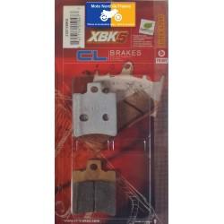 Set of pads type 2307 XBK5
