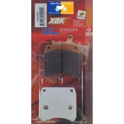 Set of pads type 2950 XBK5