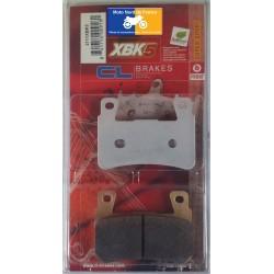 Set of pads type 2711 XBK5
