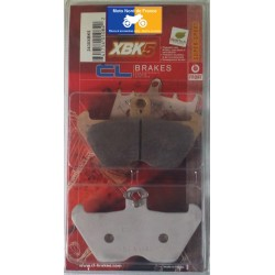 Set of pads type 2430 XBK5