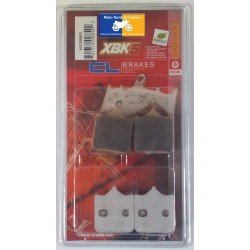 Set of pads type 1033 XBK5