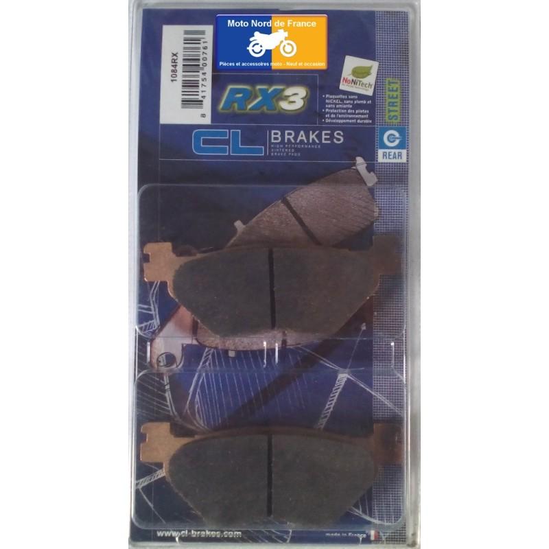 Set of pads type 1084 RX3