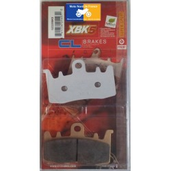 Set of pads type 1232 XBK5