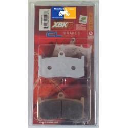 Set of pads type 1209 XBK5