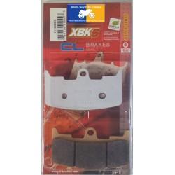 Set of pads type 1139 XBK5