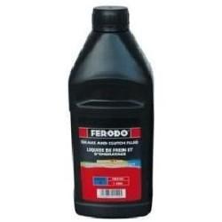 Bidon de liquide de frein FERODO DOT4 500ml