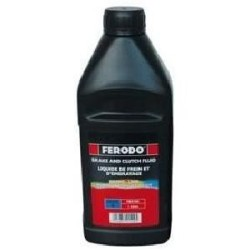 Bottle of brake fluid FERODO DOT4 500ml