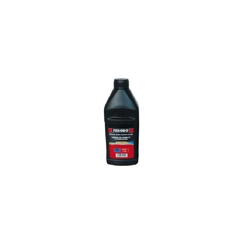Bottle of brake fluid FERODO DOT4 500ml