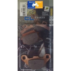 Set of pads type 3012 SC