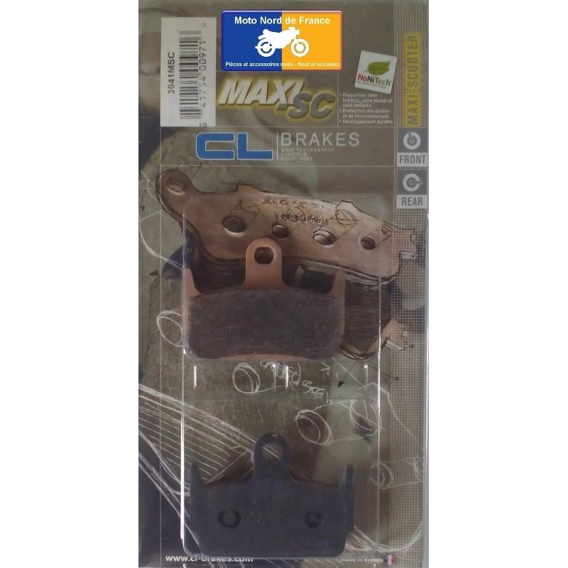 Set of pads type 3041 MSC