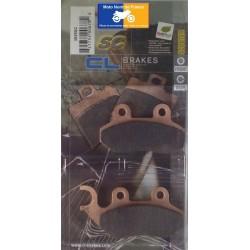 Set of pads type 3039 SC