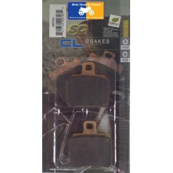 Set of pads type 3057 SC