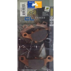 Set of pads type 3051 SC