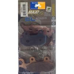 Set of pads type 3087 MSC