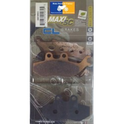 Set of pads type 3081 MSC