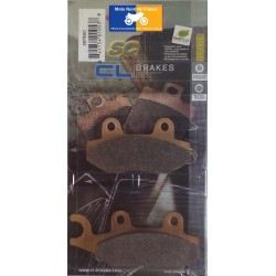 Set of pads type 3078 SC