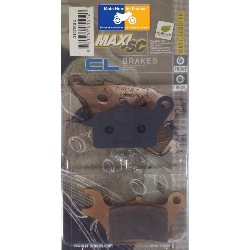 Set of pads type 3107 MSC