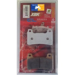 Set of pads type 1134 XBK5