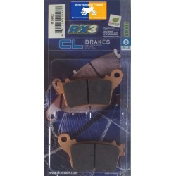 Set of pads type 1174 RX3