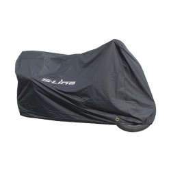 Protective cover S-Line for motorbike