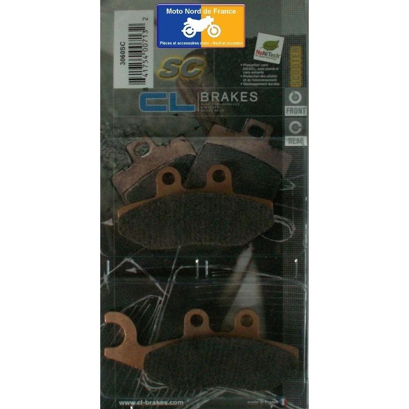 Set of pads type 3060 SC