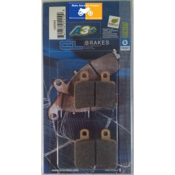 Set of pads type 1223 A3+