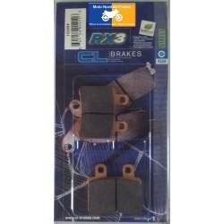 Set of pads type 1223 RX3