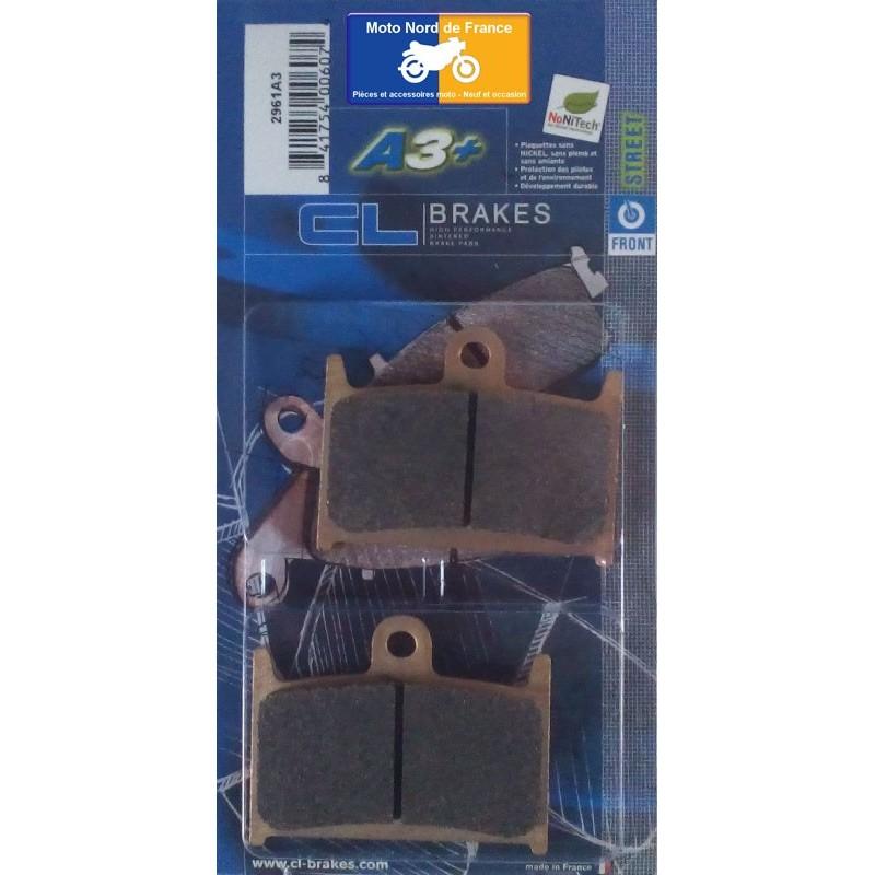 Set of pads type 2961 A3+