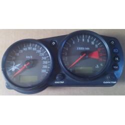 Ensemble compteurs Kawasaki ZX9-R 2000-2001 réf-00538