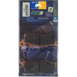 Set of pads type 1239 RX3
