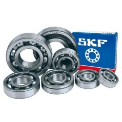 Roulement à billes SKF 6206-2RS1/C3