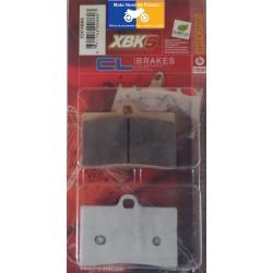 Set of pads type 2247 XBK5