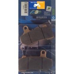 Set of pads type 1172 A3+