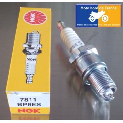 Spark plug NGK type BP6ES for BMW R80 /7 1979-1981