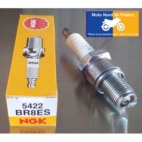 Spark plug NGK type BR8ES