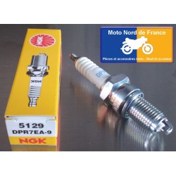 Spark plug NGK type DPR7EA-9