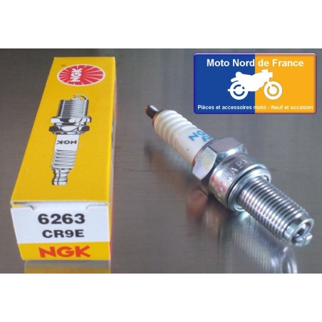 Spark plug NGK type CR9E for Suzuki 600 / 750 GSXR 1997-2007