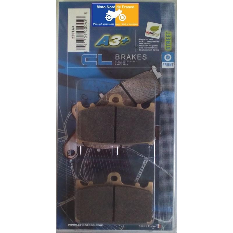 Set of pads type 2251 A3+