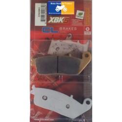 Set of pads type 2256 XBK5