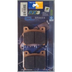 Set of pads type 2283 RX3